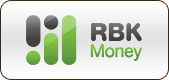 Оплатить с помощью RBK Money